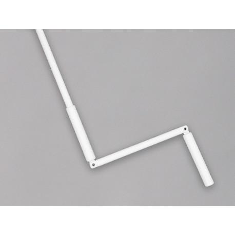 Manivelle complète ronde diamètre 12mm - Eshop France-combi.com