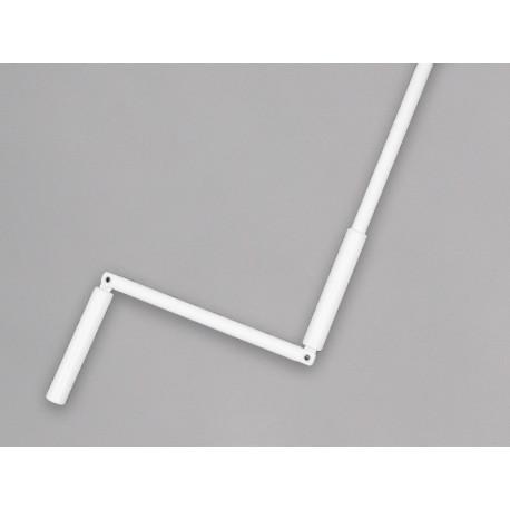 Manivelle complète hexagonale diamètre 10mm Eshop France-combi.com