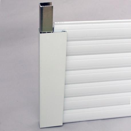 KIT DE REHAUSSE L 150 cm LAMES PVC